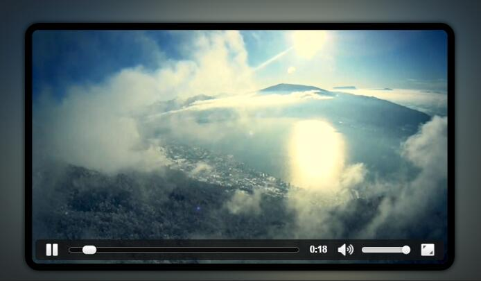 Ambilight/Backgroundlight for HTML5 Videos